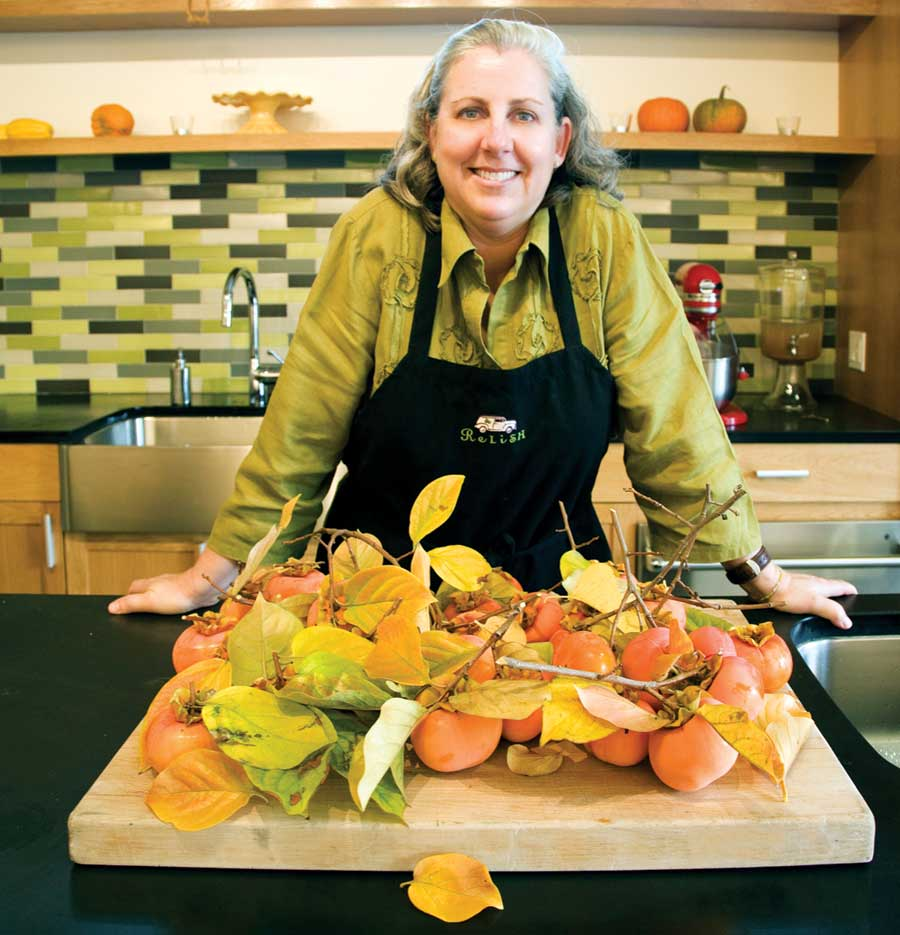 Donna del Rey, Owner - Relish Culinary